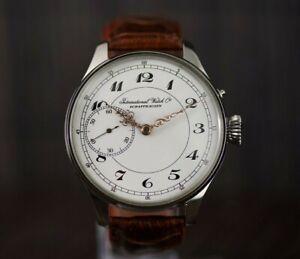 1913 International Watch Co IWC Luxury Marriage watch 1#S