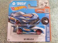 Véhicules miniatures bleus pour Dodge 1:64