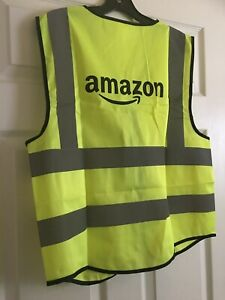 Amazon Flex Vest Reflective Driver XXL*BRAND NEW*