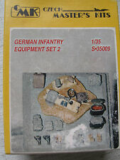 CMK 35009 German Infantry Equipment Set 2 1:35 Neu & eingetütet