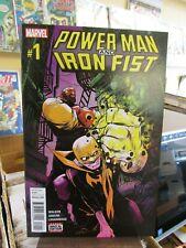 Power Man and Iron Fist 1 Marvel Comics 2018