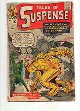 Tales of Suspense #41 3RD APP IRON MAN! 1963 KEY! VG- 3.0/3.5 DR. STRANGE 110 1