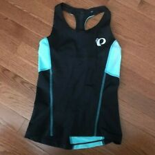 Nwot Pearl Izumi Small Select tank (turquose/black)