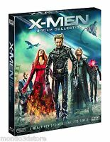 X-MEN, X-MEN 2, X-MEN CONFLITTO FINALE (3 BLU-RAY) 3 FILM COLLECTION