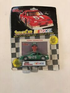 RACING CHAMPIONS NASCAR 1991 RICHARD PETTY BACK KENNY BERNSTEIN 26 QUAKER STATE