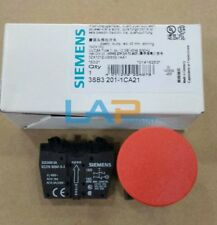 1PC For SIEMENS Pushbutton Switch 3SB3201-1CA21 #ZY