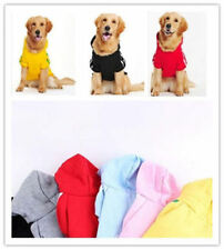 Dog Winter coat Clothes Hoodie Clothing for dogs XS - XXL 6colors C1-C6