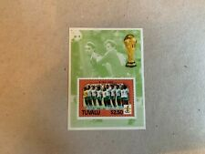 TUVALU 1986 MNH WORLD CUP FOOTBALL MEXICO 86 MINISHEET NORTHERN IRELAND