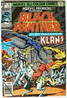 Comic Book - Marvel - Black Panther - #52 Feb 1980 - Very Good