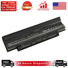 battery for Dell Inspiron 15R(N5010) 14R(N4110) N5030 M5030 M5010 N5040 akku