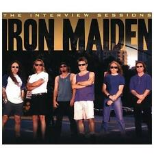 IRON MAIDEN - THE INTERVIEW SESSIONS [DIGIPAK] (NEW CD)