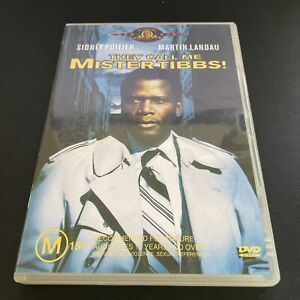They Call Me Mister Tibbs! (DVD, 2004) R4 VERY GOOD – FREE POST