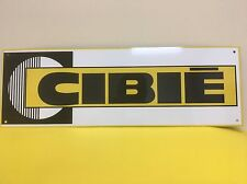 Cibie Racing Team Vintage Reproduction Sign Porsche