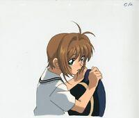 Anime Cel Card Captor Sakura #102