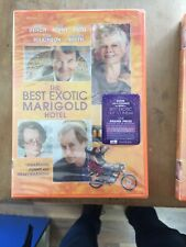 The Best Exotic Marigold Hotel (DVD, 2012) Judi Drench New Sealed Free Shipping