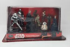 Star Wars Deluxe Figurine Playset - The Force Awakens : 10 Figurines
