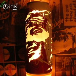 Bruce Springsteen Beer Can Lantern! The E Street Band Pop Art Lamp Unique Gift