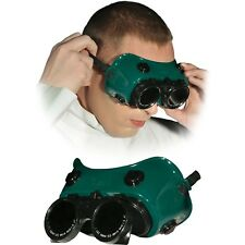 Schweißerbrille Schweißerschutzbrille Schutzbrille CIR Top Qualität Grün NEU OVP