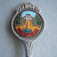 Casino Pitcher EPNS A1 Souvenir Spoon Teaspoon (T84)