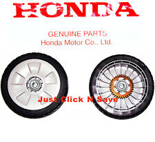 OEM HONDA HRB216 HRB217 HRZ216 HXA TDA TXA Lawn Mower Set of 2 REAR DRIVE WHEELS
