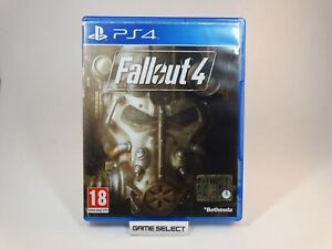 FALLOUT 4 SONY PLAYSTATION 4 PS4 PAL EU EUR ITA ITALIANO ORIGINALE COMPLETO