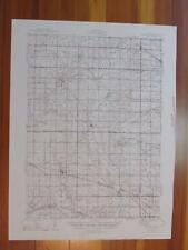 Ravenna Michigan 1947 Original Vintage USGS Topo Map