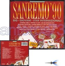 SANREMO 90 RARO 2CD: CATERINA CASELLI MILVA MANGO TURCI