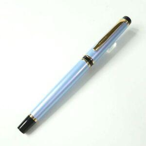 Pilot Namiki Grance Fountain Pen Blue Star Fine Nib FGRC-8SR-BLSF from Japan