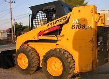 hyundai hsl650 7 skid steer loader service repair manual