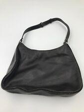 New York and Company Brown Pebble Leather Purse Shoulder Bag Handbag vintage