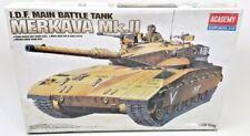 Academy Merkava MK. II Israel Main Battle Tank 1/35 Model Kit P/N: 1351