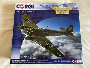 Corgi Heinkel HE111 Aviation Archive 1:72