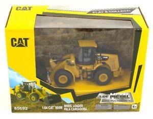 1:64 DIECAST MASTERS CATERPILLAR CAT Model 950M Wheel End Loader *NIB*