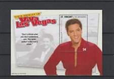 Block Elvis Presley MH - St. Vincent - Viva Las Vegas (EL016)