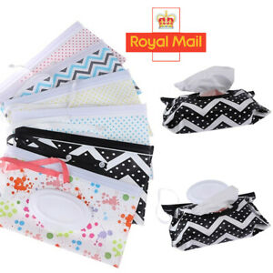 Carry Easy Wet Wipes Bags Napkin Storage-Box Wipe Case Cosmetic Pouch Snap-Strap