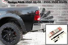 Ladeflächenabdeckung Heckklappendämpfer Dodge Ram 1500 02-08/2500 bis 09
