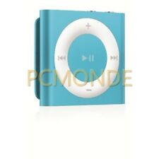 Apple iPod shuffle 2Gb - Blue - 4th Generation (Md775Ll/A)