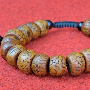Bodhi Bracelet Arm Jewellery Tree Braun Men's Jewelry Nepal s69