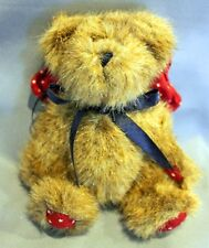 Boyds Plush Americana Ornament 562403 Betsie Angelstar with tags, 6 inches tall