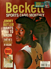New November 2020 Beckett Sports Card Monthly Price Guide Magazine, Jimmy Butler