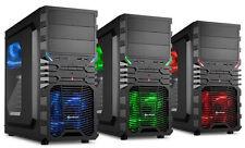 Gamer PC Intel I7 7700K 4,5GHz Geforce GTX 1070 8GB  256GB SSD M2 16GB DDR4