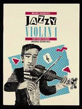 JAZZY VIOLIN 1, pour jeunes musiciens par Michael Radanovics