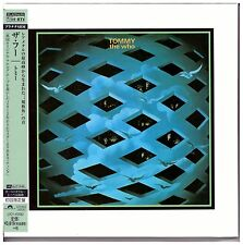 The Who , Tommy [Cardboard Sleeve (mini LP)] [Platinum SHM-CD] [Limited Release]