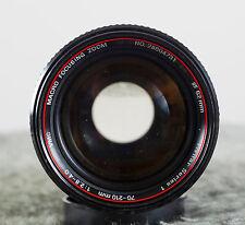 Vivitar 70-210mm Series 1 F2.8-4.0 Komine V3 Version!  For Canon FD  Nr Mint!