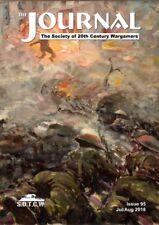 Society of Twentieth Century Wargamers (SOTCW) Journal 95, Jul/Aug 2018