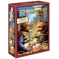 Carcassonne Expansion 2: Traders & Builders - Brand New & Sealed