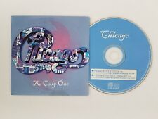 CHICAGO The only one 2-track CDS Card sleeve