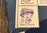USA 🇺🇸 Mary Cassatt MNH Scott 2181 single