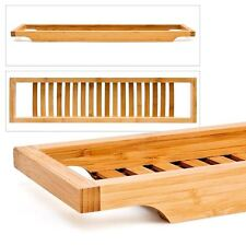 Bamboo Bathtub Caddy/Bath Rack/Bridge/Bath Storage Shelf Holder/Caddies