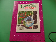 Christmas at the Piano music book / level 3 / Jay Stwart